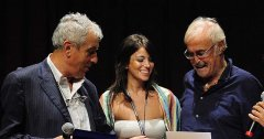 Sergio Garroni, Valeria Crescenzi, Franco Califano